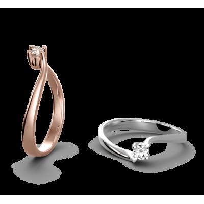 Snubní prsten Madrid