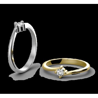 Snubní prsten Cairo