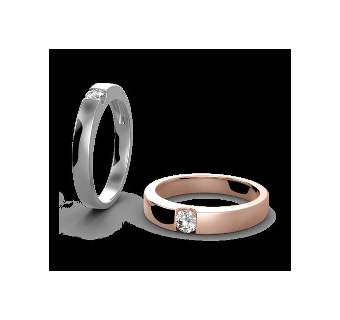 Snubní prsten Sydney