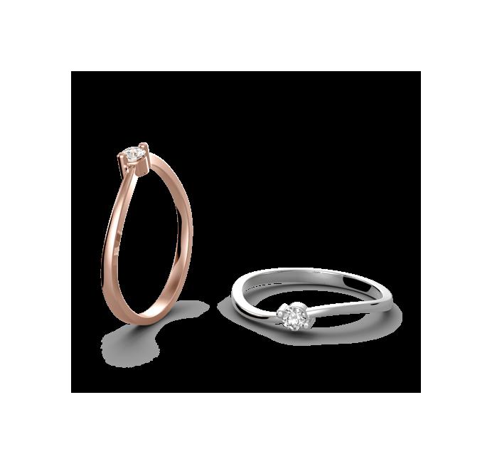 Snubní prsten Lisabon