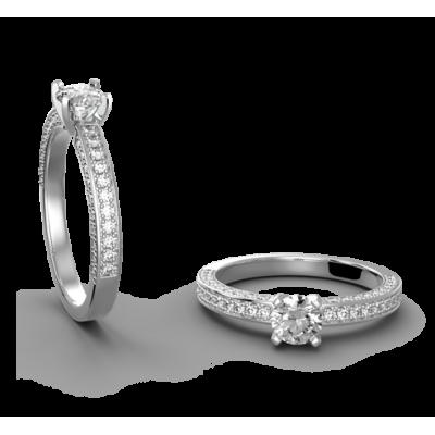 Snubní prsten Athena