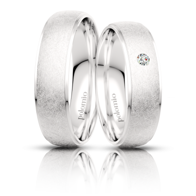 Snubní prsteny Mica 6-01
