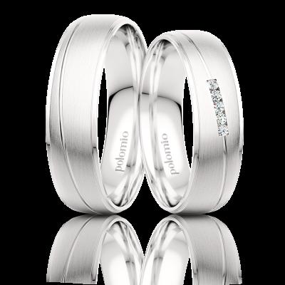 Snubní prsteny Mate 6-01