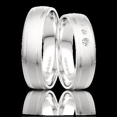 Snubní prsteny Simi 5,5-01