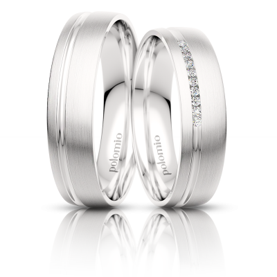 Snubní prsteny Rime 5,5-01