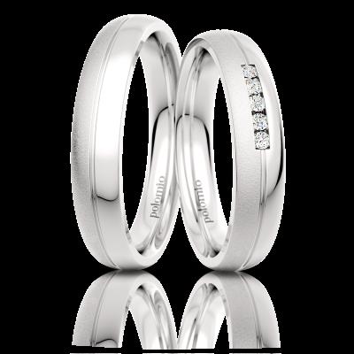 Snubní prsteny Zeno 4-01