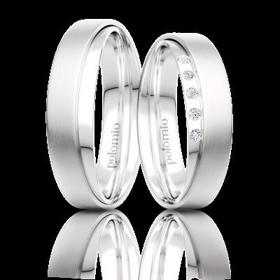 Snubní prsteny Belen 6,5-01