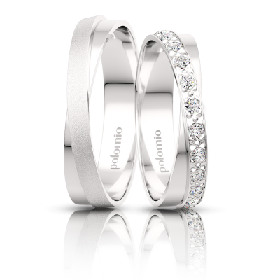 Snubní prsteny TARA 5,5-01