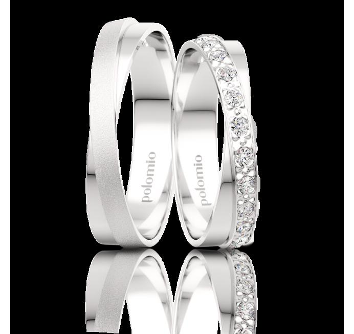 POLOMIO Snubní Snubní prsteny Tara 5,5-01