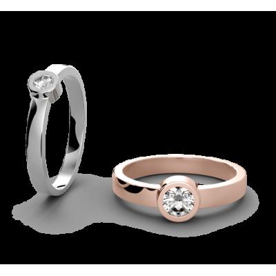 Zásnubní prsten Hanoi