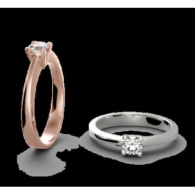 Zásnubní prsten Randers