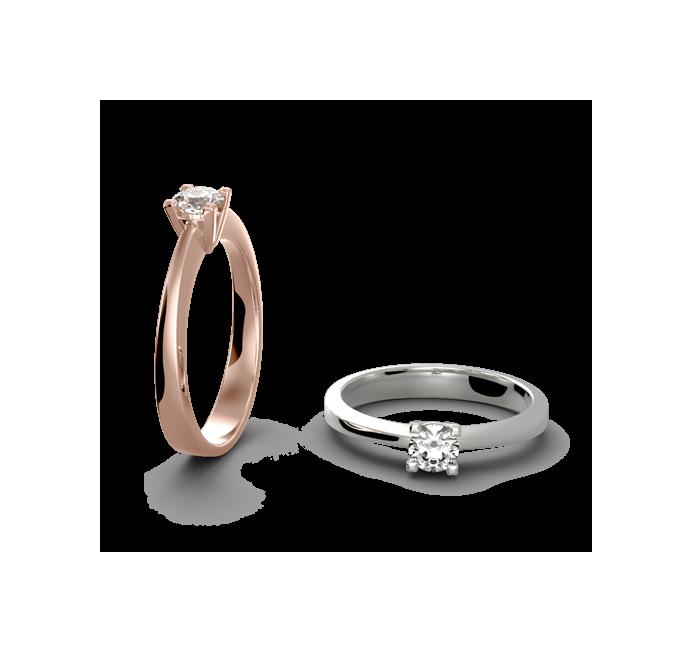 Snubní prsten St.Petersburg