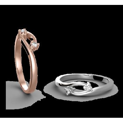 Snubní prsten Budapěšť