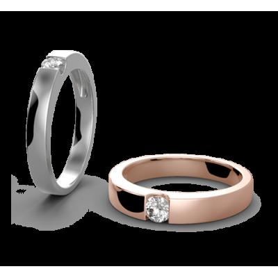 Zásnubní prsten Sydney