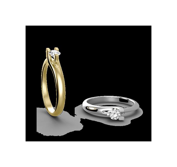 Snubní prsten Istanbul