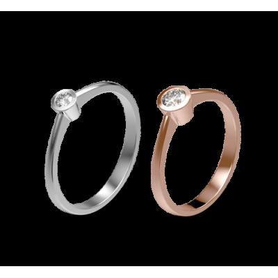 Snubní prsten Havana