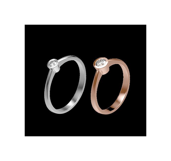Zásnubní prsten Havana
