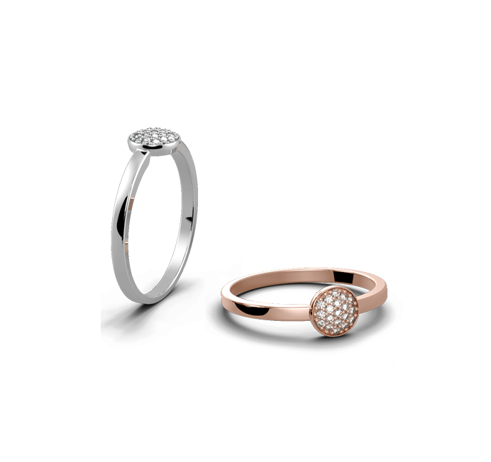 Zásnubní prsten Tokyo