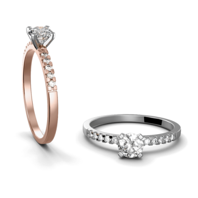 Snubní prsten Buenos Aires