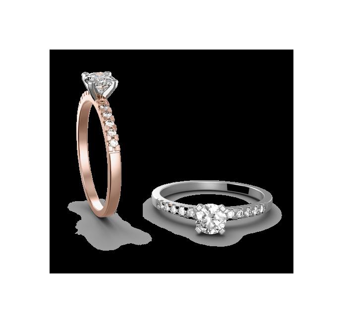 Zásnubní prsten Buenos Aires