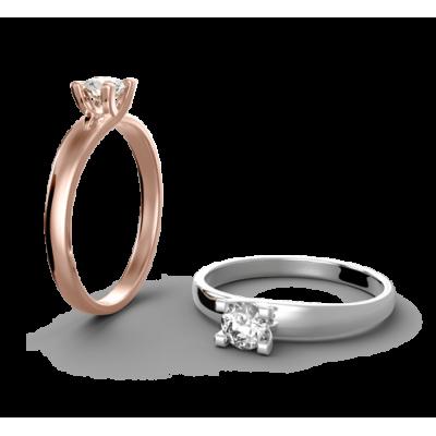 Zásnubní prsten Lima