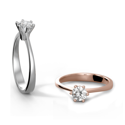 Zásnubní prsten Pula