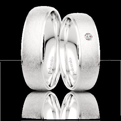 Snubní prsteny Mica