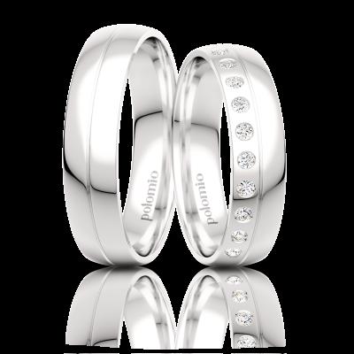 Snubní prsteny Mio