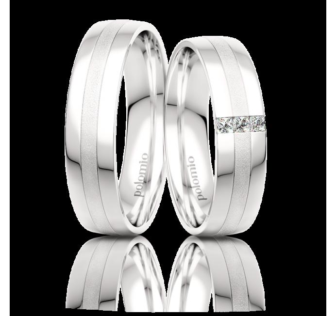 Snubní prsteny Lone 5,5-01