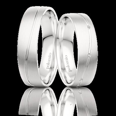 Snubní prsteny Lero 5,5-01