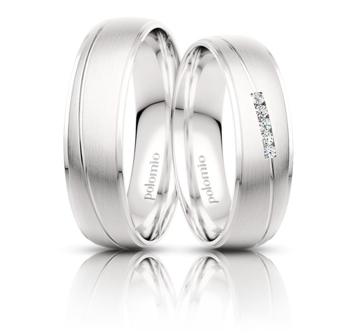 Snubní prsteny Mate