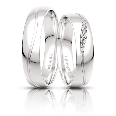 Snubní prsteny Zare 5-01