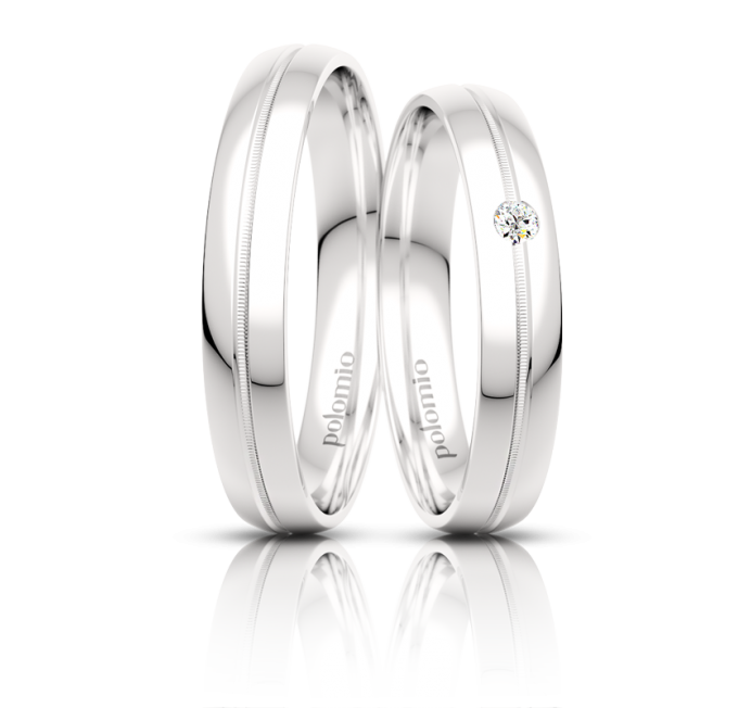 Snubní prsteny Lola