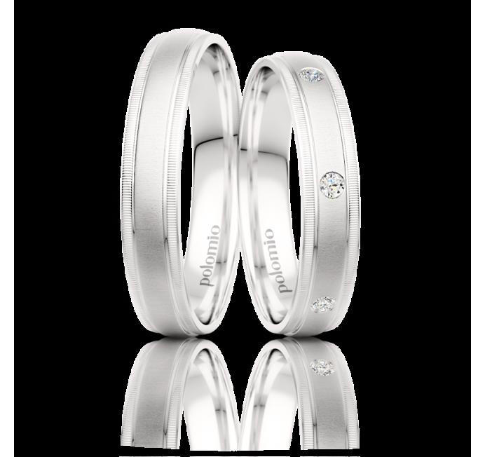 Snubní prsteny Pola 4-01