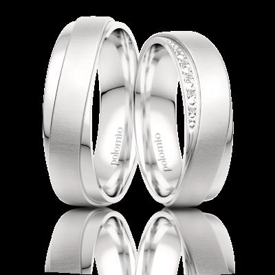 Snubní prsteny Nika 6,5-01