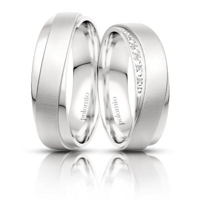 Snubní prsteny Nika