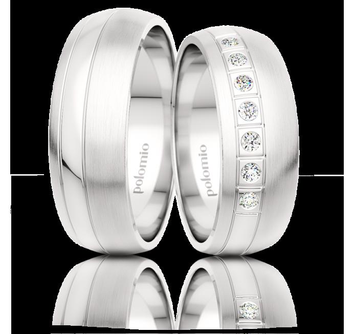 Snubní prsteny Nave
