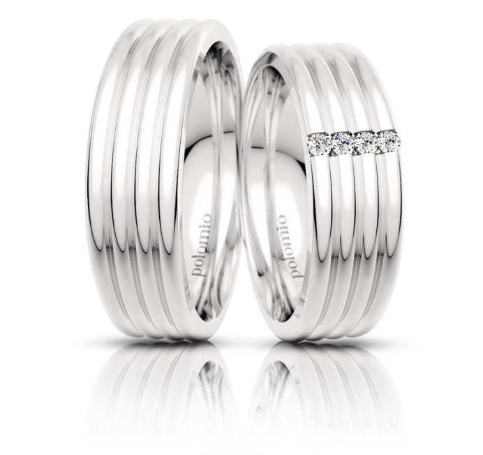 Snubní prsteny Gato