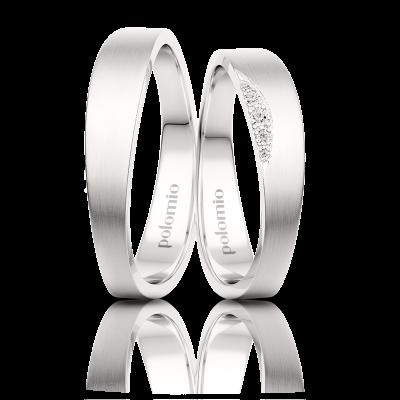 Snubní prsteny Adla