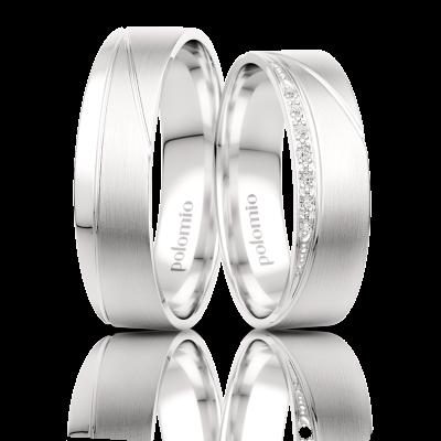 Snubní prsteny KATY 5-01