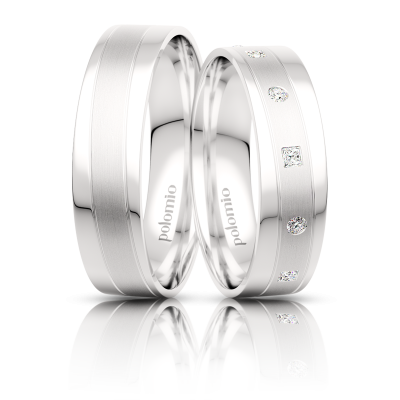 Snubní prsteny TANGO 5,5-01