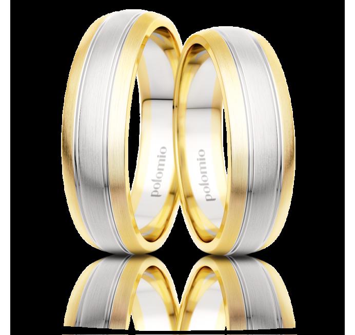 Snubní prsteny Pino duo