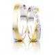Snubní prsteny Tara duo