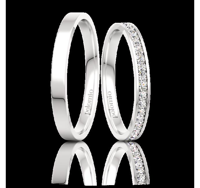 Snubní prsteny Zuzi