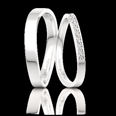 Snubní prsteny Rhea