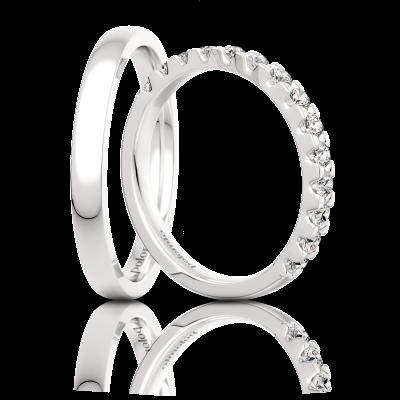 Snubní prsteny Laura