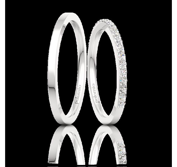 Snubní prsteny Fino 1,5