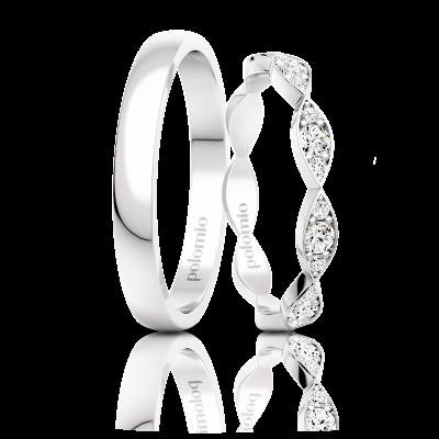 Snubní prsteny Sofie