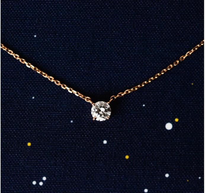 Náhrdelník Milky Way