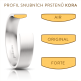 Profil prstenu Kora